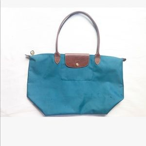 Longchamp Le Pilage Shoulder Tote -USED